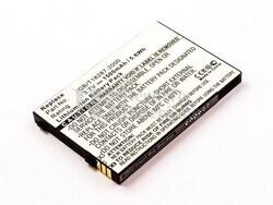 Batería Airis T482, i-mate x9000, Li-ion, 3,7V, 1500mAh, 5,6Wh