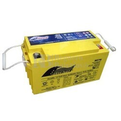 Batería Alta Descarga 12 Voltios 70 Amperios Fullriver HC70