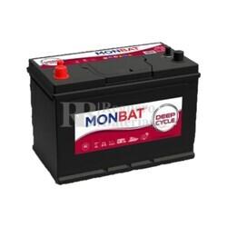 Batería Apilador 12 Voltios 80 Amperios Monbat GR24 12V DC-80