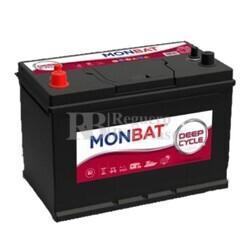 Batería Apilador 12 Voltios 95 Amperios Monbat GR27 12V DC-95