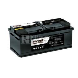 Batería Arranque 12 Voltios 90 Amperios FQS90.0
