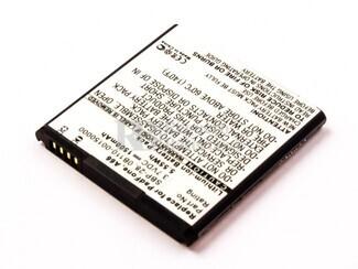 Batería ASUS A66, PadFone, Li-ion, 3,7V, 1500mAh, 5,5Wh