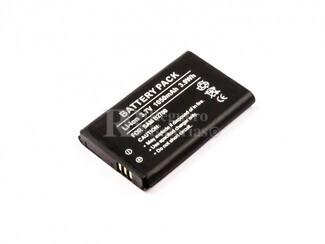 Bateria B2700, para telefonos Samsung, Li-ion, 3,7V, 1050mAh, 3,9Wh