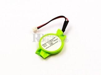Bateria Backup HP Compaq Presario Fxxx 3 Voltios 200 mah 431436-001 33,5 x 20,4 x 5,4 mm