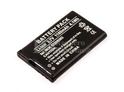 Batería BL-5CT para teléfonos Nokia 6730 CLASSIC, 6303I CLASSIC, 6303 CLASSIC,