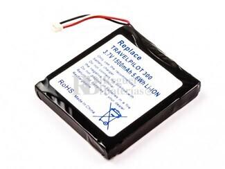 Bater�a Blaupunkt TravelPilot 300, Li-ion, 3,7V, 1500mAh, 5,6Wh, para GPS
