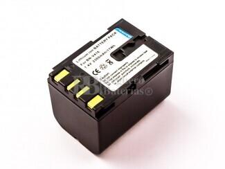 Batería BN-V416 para cámara JVC CU-VH1, CU-VH1US, GR-33, GR-4000US,