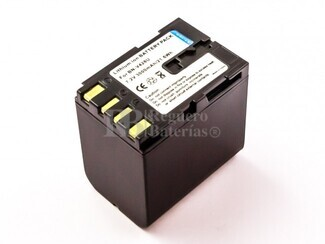 Batería BN-V428 para cámaras JVC GR-DVL355, GR-DVL355EK