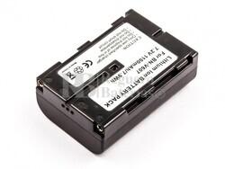 Bateria BN-V607, Li-ion, 1100mAh, 7,2V, 7,9Wh, negra