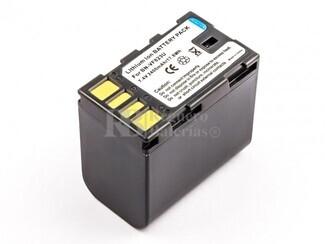 Bateria BN-VF823, Li-ion, para camara JVC, 2400mAh, 7,4V, 17,8Wh, black