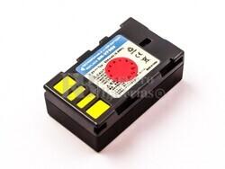 Bateria BN-VF908, Li-ion, para camaras JVC 7,2V, 800mAh, 5,8Wh, black