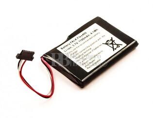 Batería BP-400H-11-1200MX para GPS Falk Flex 400
