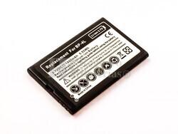 Batería BP-4L para teléfonos Nokia N97, E71, E63,