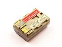 Batería BP-511 para Canon MVX3I, OPTURA 10, OPTURA 100MC, OPTURA 20