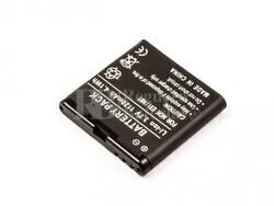 Bateria  E51, N81, para telefonos Nokia, Li-ion, 3,7V, 1120mAh, 4,1Wh