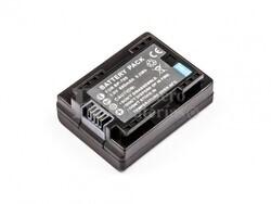Bateria BP-709 para camaras Canon HF 36, HF M506, HF M52, HF M56, HF M60, HF R306, HF R38, HF R406, HF R46, HF R48