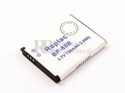 Batería BP-88B, para Samsung MV900F