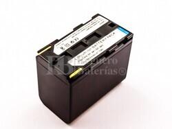 Bateria BP-941, Li-ion, para camaras Canon 7,2V, 6600mAh, 47,5Wh