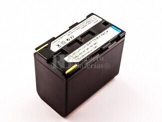 Batería BP-941, para Canon UC-V30, UCV300, UCV30HI