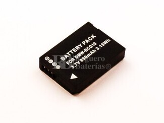 Batería BP-DC7E, BP-DCU, BP-DC7-E para cámaras Panasonic y Leica