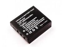 Bateria BP-DC8, Li-ion, 3,7V, 1300mAh, 4,8Wh, para camaras LEICA