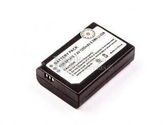Bateria BP1410, para camaras Samsung, Li-ion, 7,4V, 1200mAh, 8,9Wh
