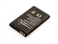 Batería BR-5C para teléfonos Nokia 2300, 3650, 7600,