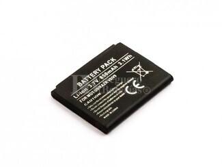 Batería BX50 para teléfonos Motorola U9