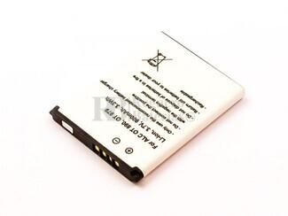 Batería CAB31Y0004C1 para teléfonos Alcatel OT-890, OT-890D, OT-891