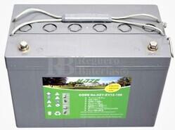 Batería caravana 12 voltios 100 amperios EV12-100