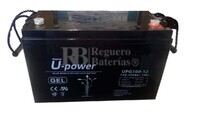 Batería caravana 12 voltios 100 amperios UPG100-12