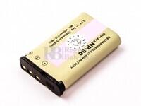 Batería NP-90 para cámaras Casio EXILIM EX-H20GSR, EXILIM EX-H20GBK