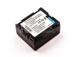 Batería CGA-DU06, CGA-DU07E, Li-ion, 7,4V, 750mAh, 5,6Wh para camaras Panasonic