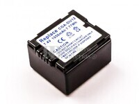 Batería CGA-DU12, para cámaras Panasonic