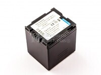 Batería para Panasonic,Hitachi CGA-DU21E/1B, VW-VBD210, DZ-BP21