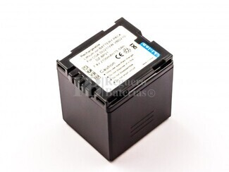 Batería para Panasonic,Hitachi CGA-DU21E-1B, VW-VBD210, DZ-BP21