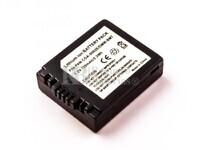 Batería CGA-S002 para cámaras Panasonic LUMIX DMC-FZ4EG-S, LUMIX DMC-FZ4