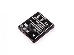 Batería CGA-S004, DMW-BCB7 para cámaras Panasonic LUMIX DMC-FX7EG-K