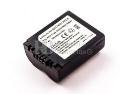 Batería CGA-S006 para cámaras Panasonic LUMIX DMC-FZ50S, LUMIX DMC-FZ7