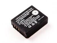 Batería CGA-S007E para camaras Panasonic CGA-S007, DMW-BCD10