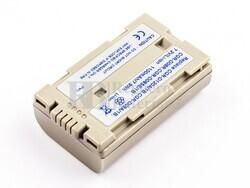 Bater�a CGR-D120, Li-ion, 7,2V, 1100mAh, 7,9Wh, silver para camaras PANASONIC