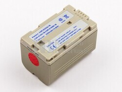 Bater�a CGR-D220, Li-ion, 7,2V, 2200mAh, 15,8Wh, silver para camaras PANASONIC