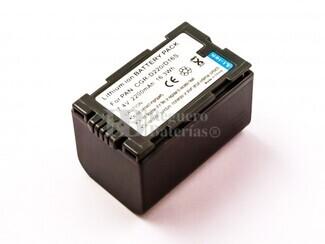 Batería CGR-D220 para Panasonic NV-MX3A, NV-MX350EG, NV-MX350A