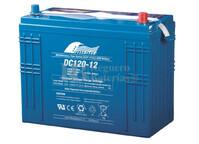 Batería Cíclica de Alta Descarga 12 Voltios 120 Amperios FULLRIVER  DC120-12C