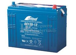 Bateria Ciclica de Alta Descarga FULLRIVER 12 Voltios 120 Amperios DC120-12C