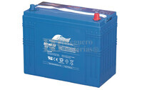 Bateria Ciclica de Alta Descarga FULLRIVER 12 Voltios 140 Amperios DC140-12