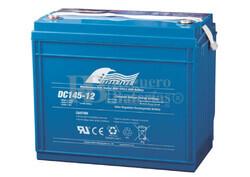 Batería Cíclica de Alta Descarga FULLRIVER 12 Voltios 145 Amperios DC145-12