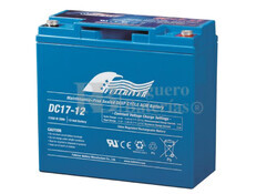 Bateria Ciclica de Alta Descarga FULLRIVER 12 Voltios 17 Amperios DC17-12