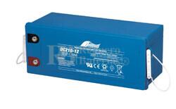 Bateria Ciclica de Alta Descarga FULLRIVER 12 Voltios 210 Amperios DC210-12