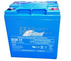Batería Alta Descarga 12 Voltios 26 Amperios Fullriver DC26-12